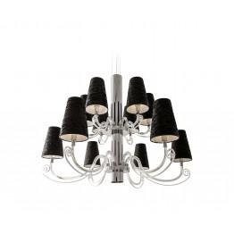 Ilfari Arabian Pearls H12 + 1 Pendant Light